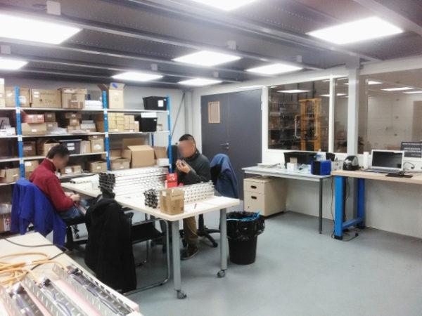 Atelier La Réglette LED